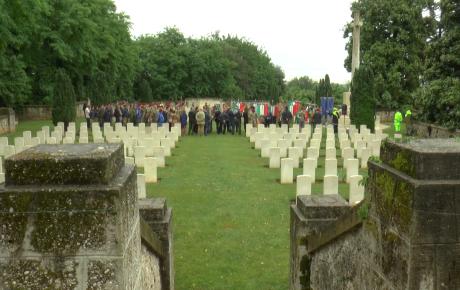 Giavera British War Cemetery.Immagine004