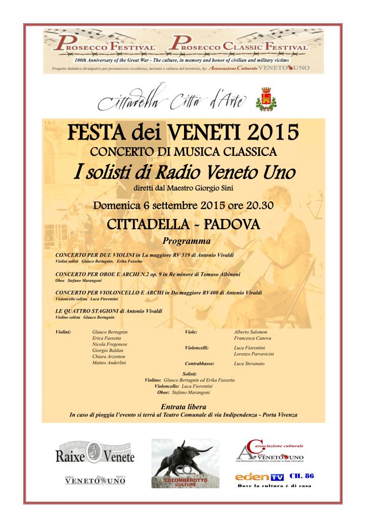 Locandina Cittadella 06 09 2015