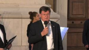 Il sindaco Antonio Miatto